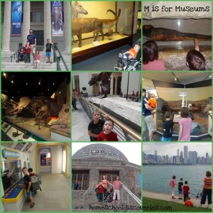 A Trip to the Field Museum and the Adler Planetarium in Chicago.